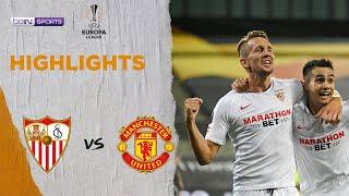 西維爾 2:1 曼聯 | Europa League 19/20 Match Highlights HK