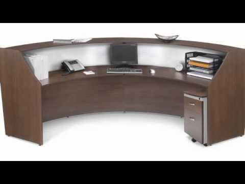 Ofm Marque Double Plexi Reception Station 55312