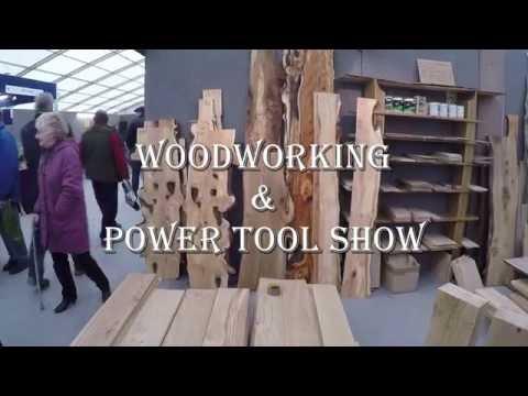 Woodworking & power tool show Harrogate