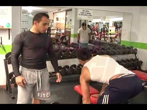 Activate gimnasio hombres parte 2 youtube for Gimnasio el gym