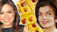 Jackie Kennedy Vs. Rachael Ray: Whose Waffles Are Better?