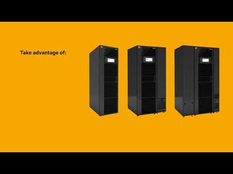 Liebert® EXM™ UPS Economical Benefits For Electrical Professionals