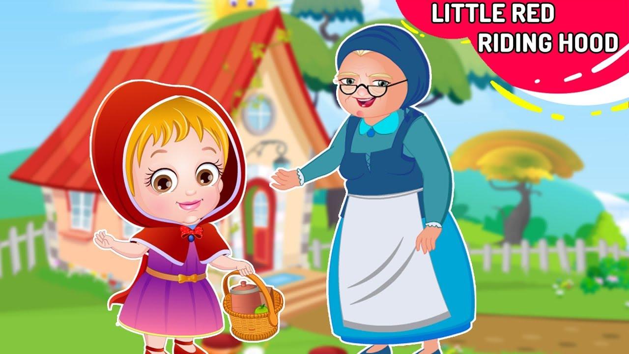 ल ट ल र ड र इड ग ह ड Kahani Little Red Riding