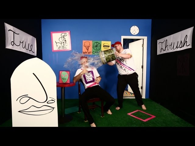 Dan Deacon - True Thrush (Official Music Video)