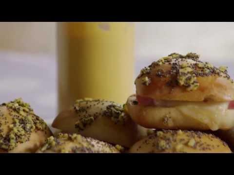 Mini Ham and Cheese Rolls | Appetizer Recipes | Allrecipes.com