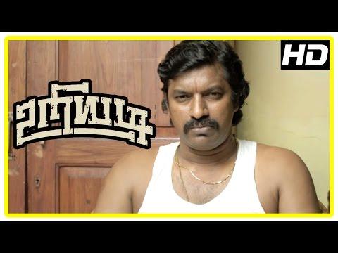 Uriyadi Tamil Movie Scenes | Vijay Kumar | Mime Gopi | Henna | Suruli
