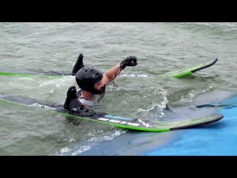 IWWF World Cup, Shanghai 2017 - New Mens Cable Jump record!