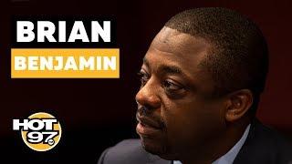 NY State Sen. Brian Benjamin On Harlem Gentrification, Marijuana & Homelessness Problem