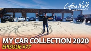 Coffee Walk Ep.77: My CAR COLLECTION going to BARRETT-JACKSON 2020