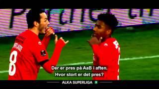 Den fulde oplevelse af Superligaen får du på Eurosports kanaler