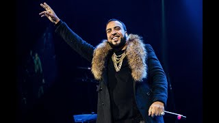 French Montana Live Performance At The 2019 Decent Exposure Tour