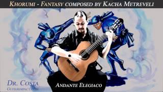 Khorumi-Fantasy by Kacha Metreveli played Eduardo Minozzi Costa