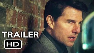 Mission Impossible 6 Fallout Official Trailer 1 2018 Tom Cruise Henry Cavill Action Movie HD