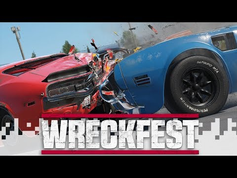 WRECKFEST - Murder In The Middle (feat. Kurt and Cone!)