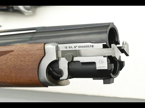 how to clean OU shotgun ejectors  YouTube