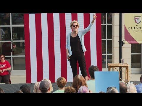 S.C. 2020: Sen. Elizabeth Warren at Clinton College in Rock Hill on Sept. 28, 2019