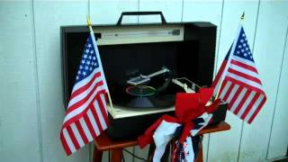 Senator Everett McKinley Dirksen - The Star-Spangled Banner (LP)
