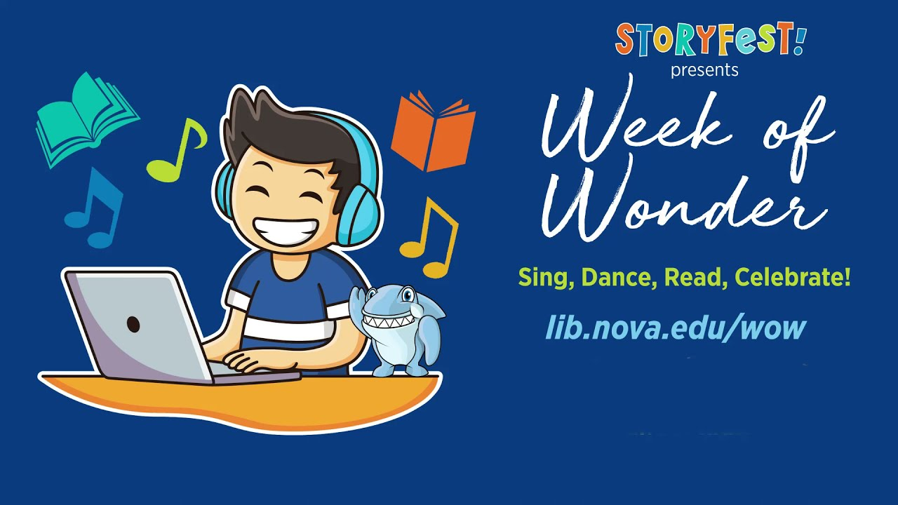 StoryFest presents Week of Wonder