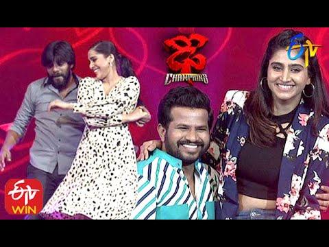 sudheer-|-rashmi-|-varshini-|-aadi-|-dance-performance-|-dhee-champions-|-8th-july-2020-|-etv-telugu