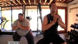 One on One Pay it Forward Workout Free Online Tony Horton  P90 P90X