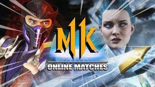 Sub's Brutals Are Ice Cold: SubZero - MK11 Online Matches