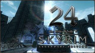 Прохождение TES V: Skyrim - Legendary Edition — #24: Куда глаза
