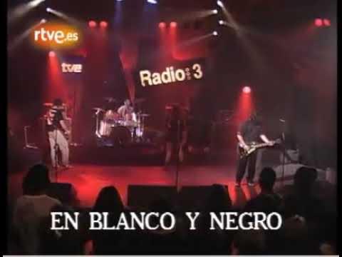 Barricada - En Blanco y Negro(Directo Radio 3)