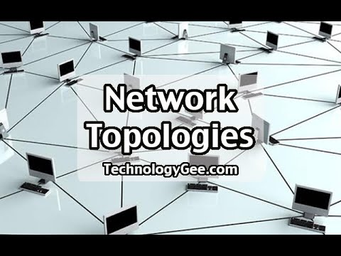 Network Topologies & Types | CompTIA Network+ N10-007 | 1.5a