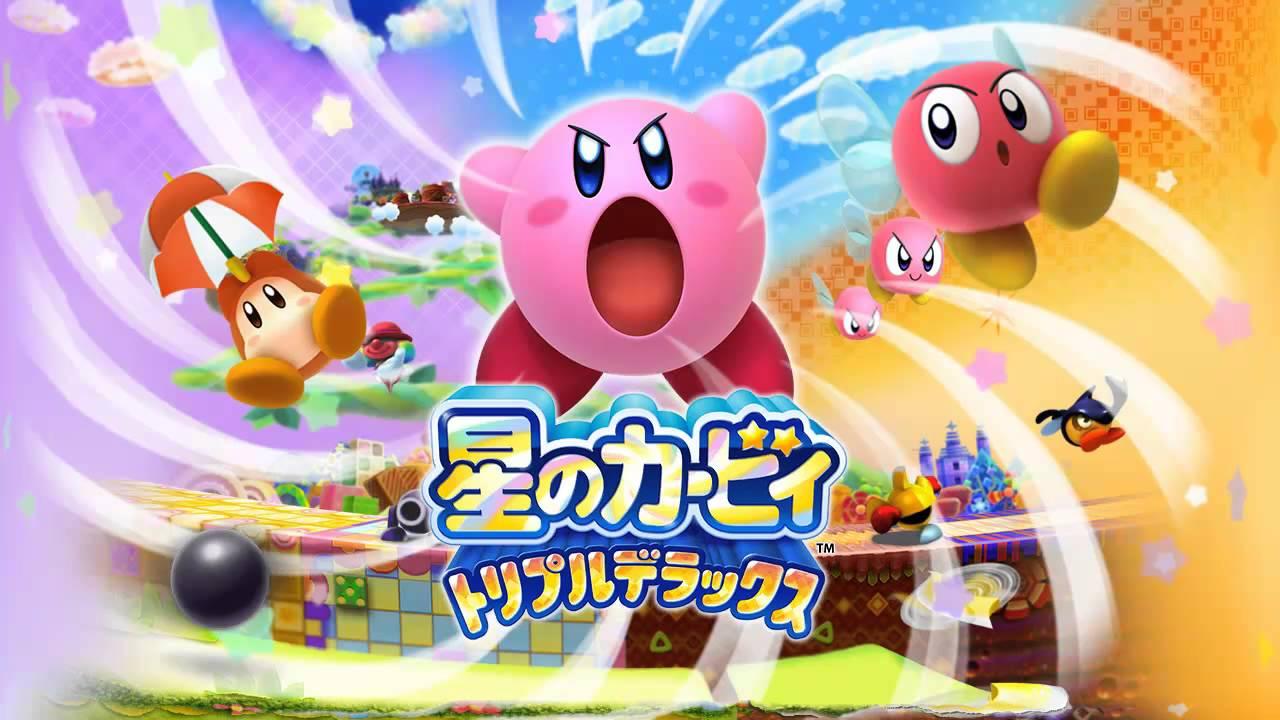 Kirby Triple Deluxe Music Moonstruck Blossom Youtube