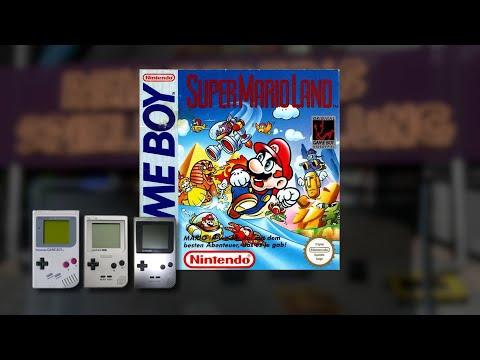 Gameplay : Super Mario Land [Gameboy]