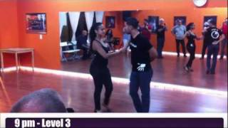 No Puedo Creer - 24 Horas: Touch Bachata Dance Moves 004