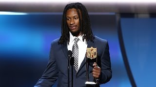 Todd Gurley Wins AP Offensive Rookie of the Year Award | 2016 NFL Honors