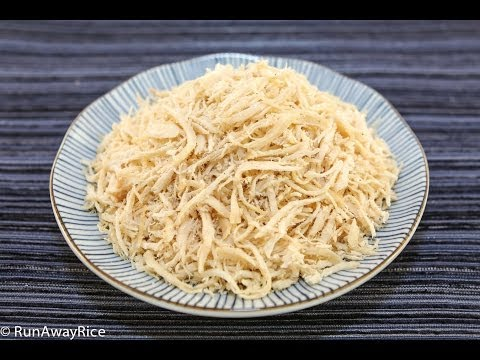 Dried Shredded Chicken (Cha Bong Ga, Ruoc Ga)
