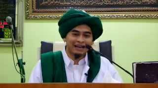 "Ustaz PU Faiz @ Syed Faiz Al Idrus ""Hujah Yg Benar"" @SAHSB 07.04.15"