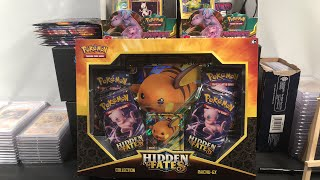 Let's open some Hidden Fates! Pokémon Cards