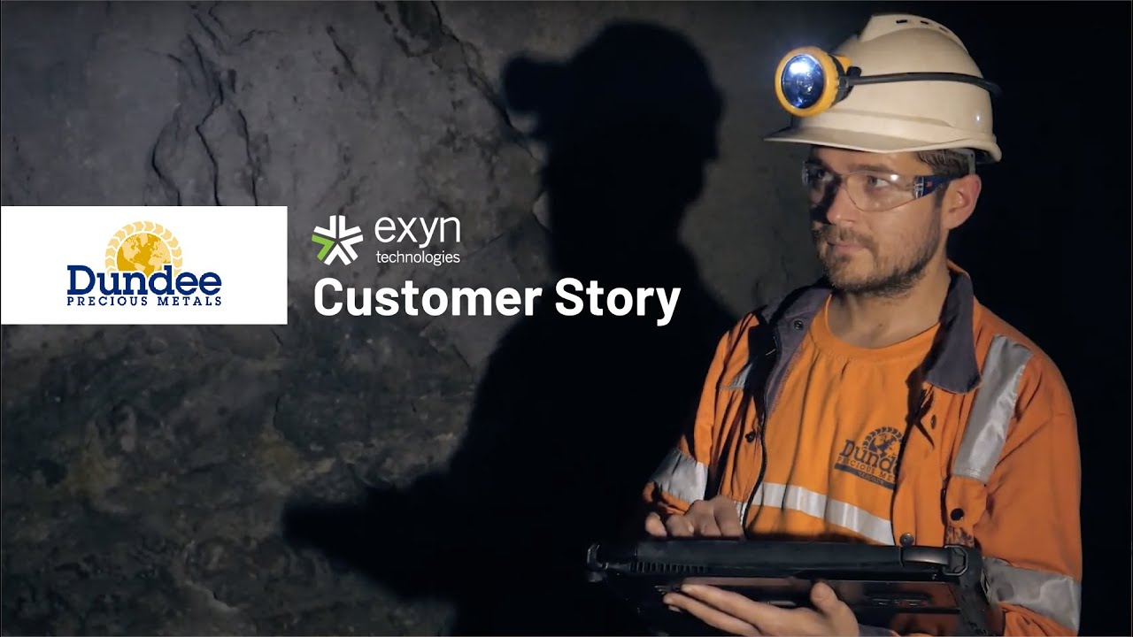 Dundee Precious Metals + Exyn | Customer Story