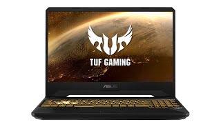 "ASUS 15.6"" FX505GT GAMING LAPTOP UNBOXING 