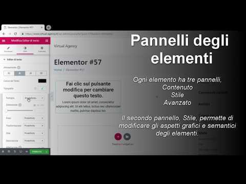 Elementor, il page builder di WordPress