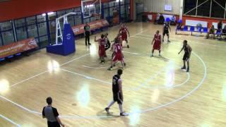 ALK Wro-Basket, 29. edycja. Grzegorz Olech (Tako) rzut hakiem