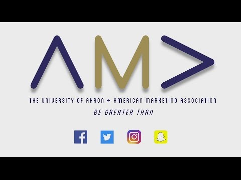 5 Reasons To Join AMA | The American Marketing Association Promo