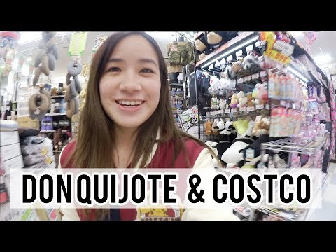 Going To COSTCO For The First Time In Japan!