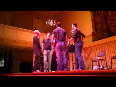 Lo Cor de la Plana at St George's Hall, Bristol in Feb '11