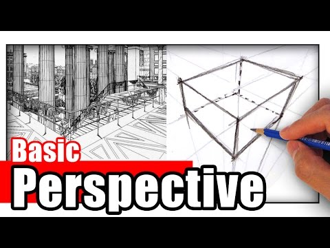 How to Draw in Perspective for Beginners