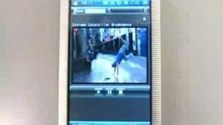 Access demonstrates cell phone desktop widgets