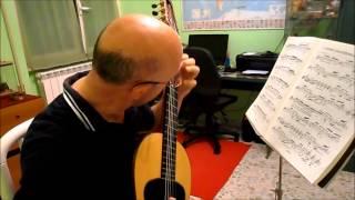 HOMMAGE A VILLA LOBOS (2) - Danse Caracterielle et Bachianina - Roland Dyens