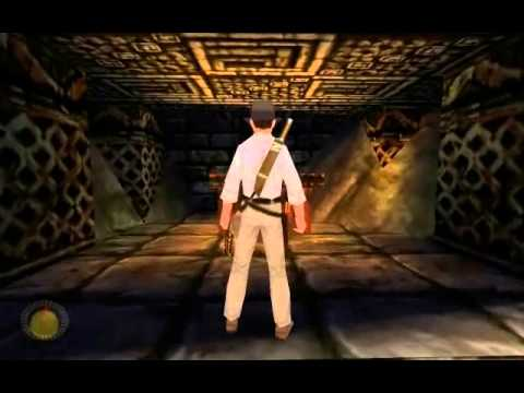 Indiana Jones and the Infernal Machine PC Longplay 10 - Olmec Valley