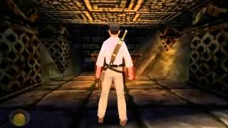 Indiana Jones and the Infernal Machine PC Longplay 10 - Olmec Valley