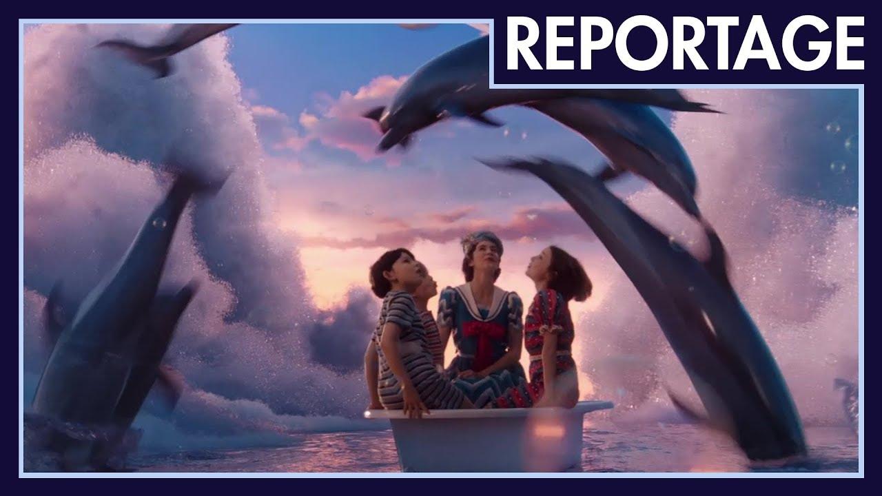 Le Retour de Mary Poppins - Reportage : Retour dans l'allée des Cerisiers I Disney