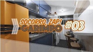 Transformação de cozinha e área de serviço – Socorro, ZAP! Garimpo