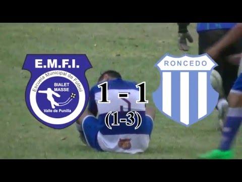 Segundo Tiempo EMFI Lautaro Roncedo-Federal C